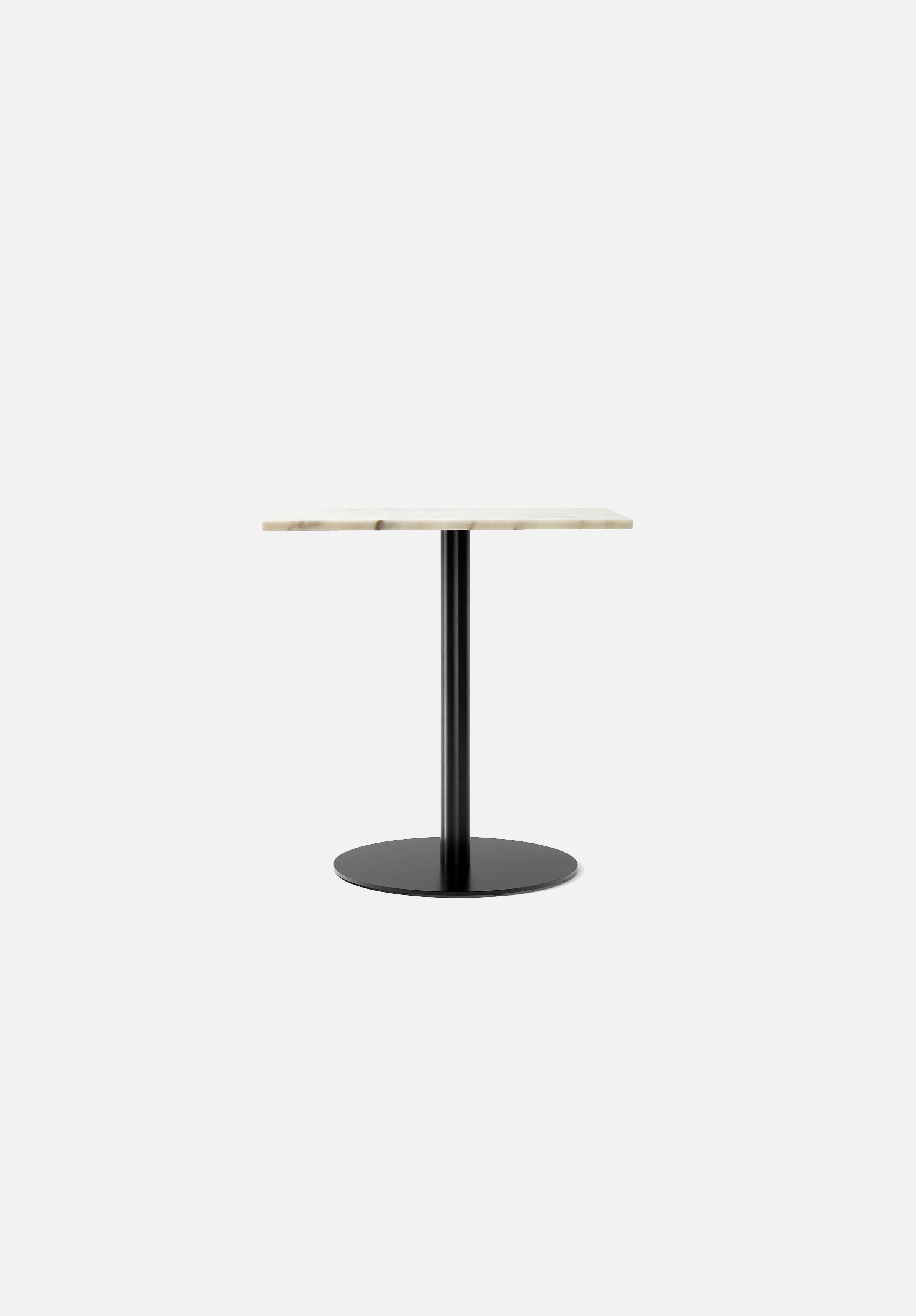 Harbour Column — Marble Square Cafe Table