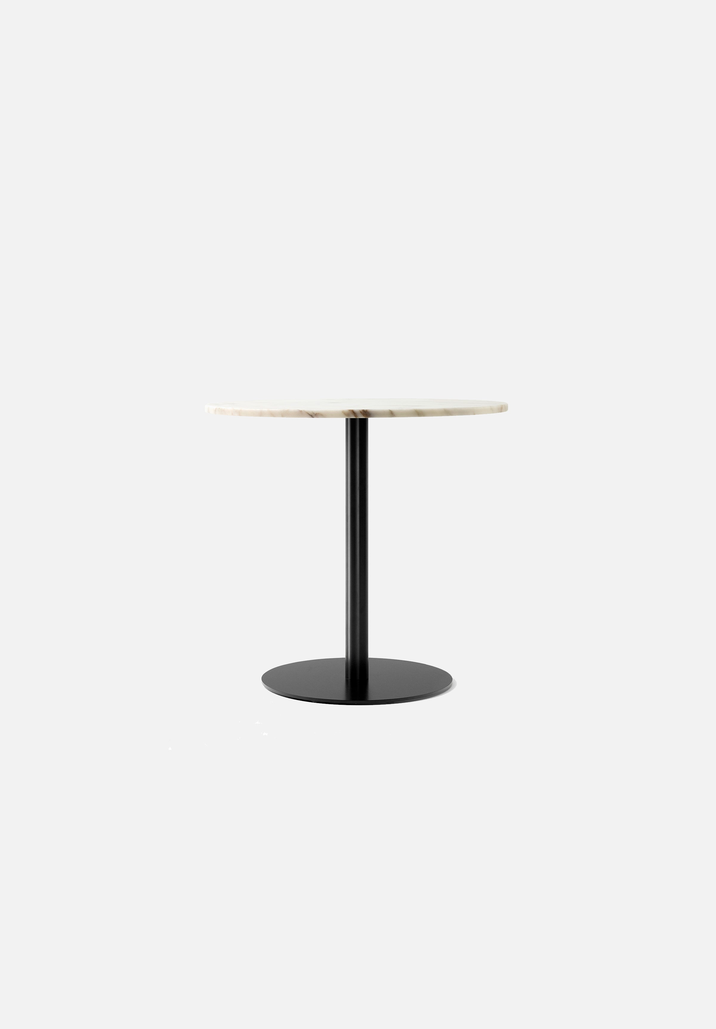 Harbour Column — Dining Table-Norm Architects-Menu-Ø80cm-Marble-Average