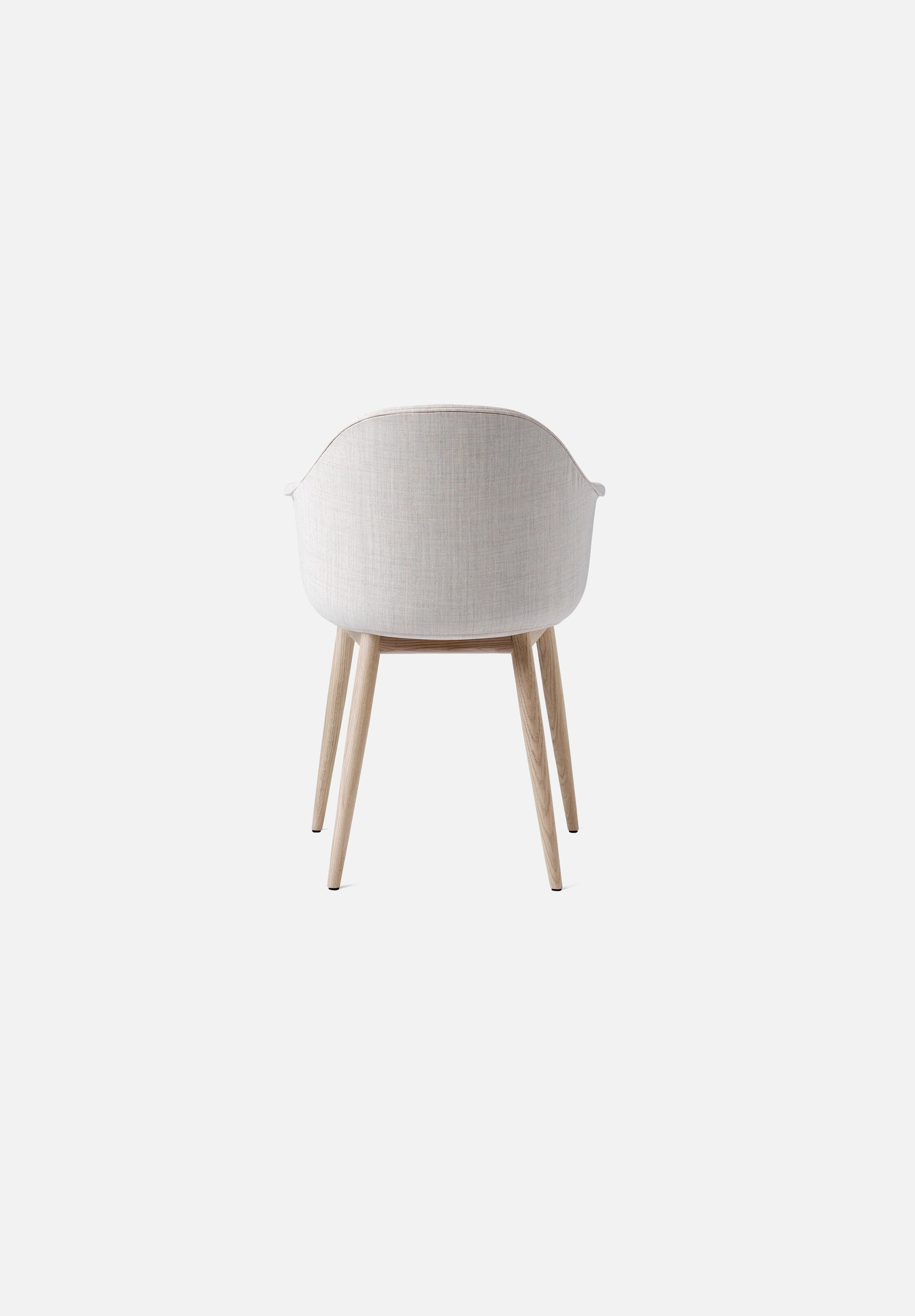 Harbour Chair — Oak Base-Norm Architects-Menu-black-Natural Oak-danish-interior-furniture-denmark-Average-design-toronto-canada