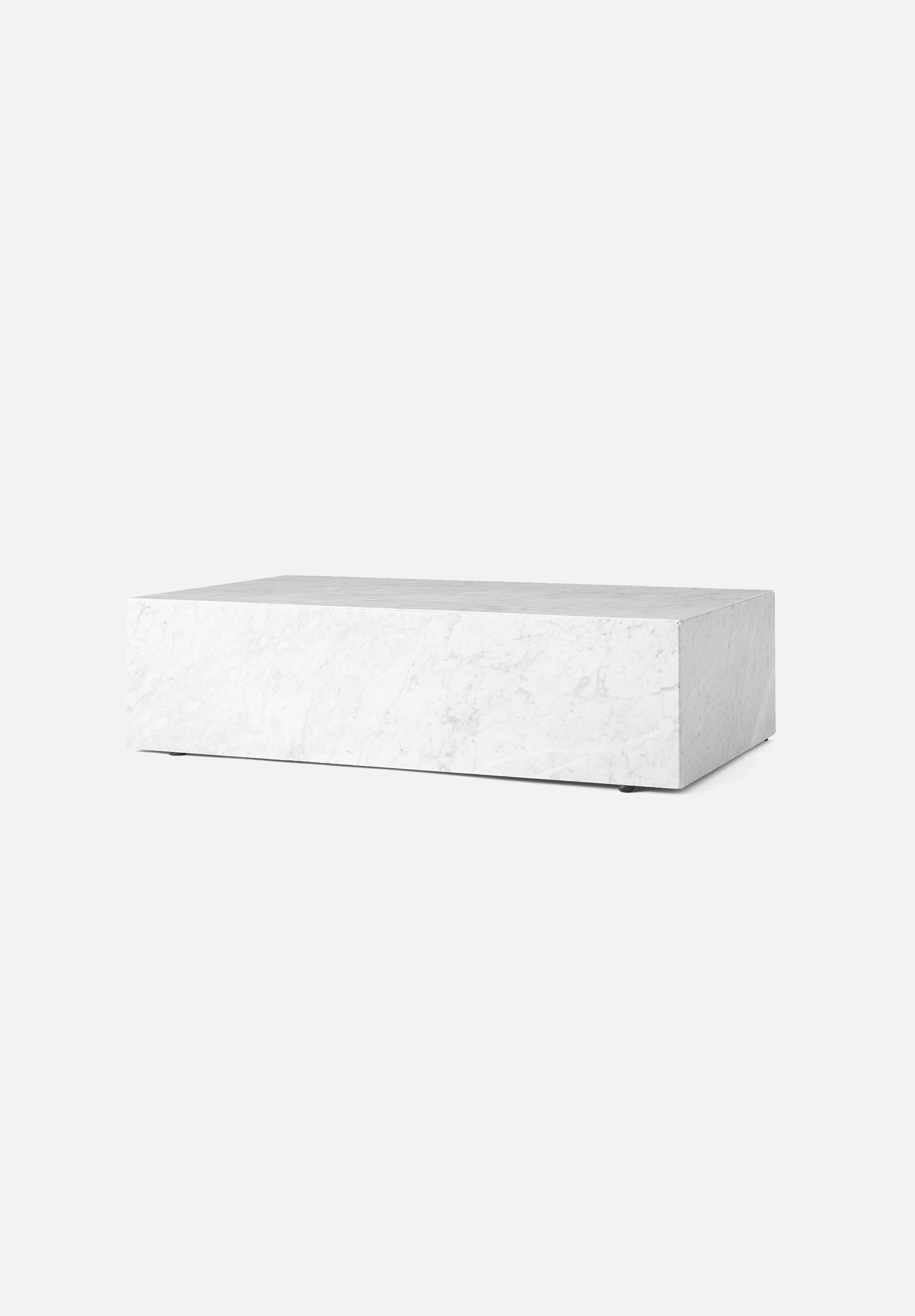 Low Plinth-Norm Architects-Menu-White Carrara-Average