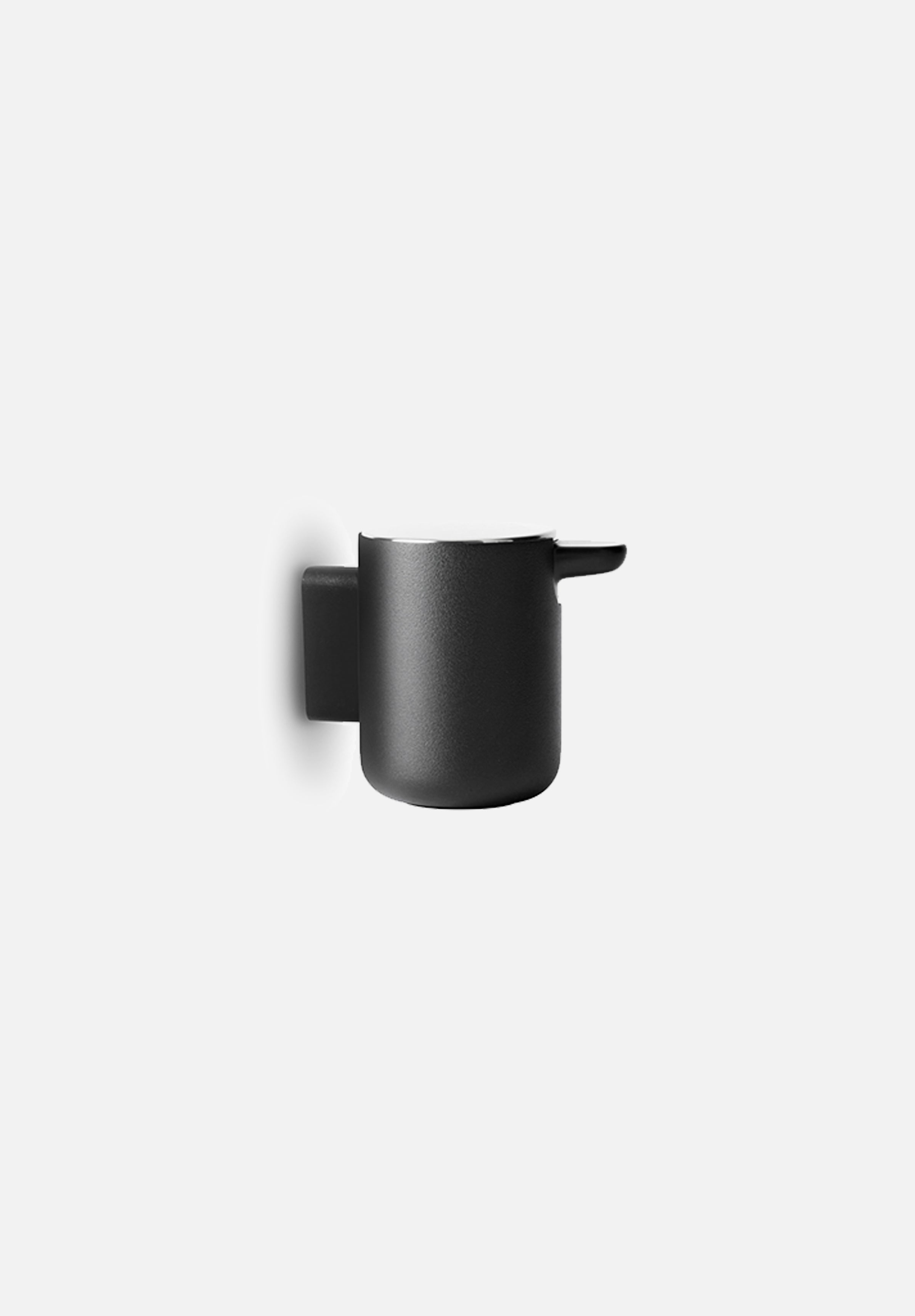 Soap Pump-Norm Architects-Menu-Black-Wall Mounted-Average