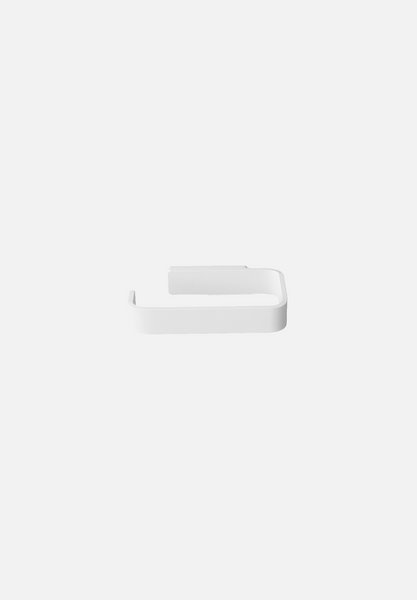 Toilet Roll Holder — White