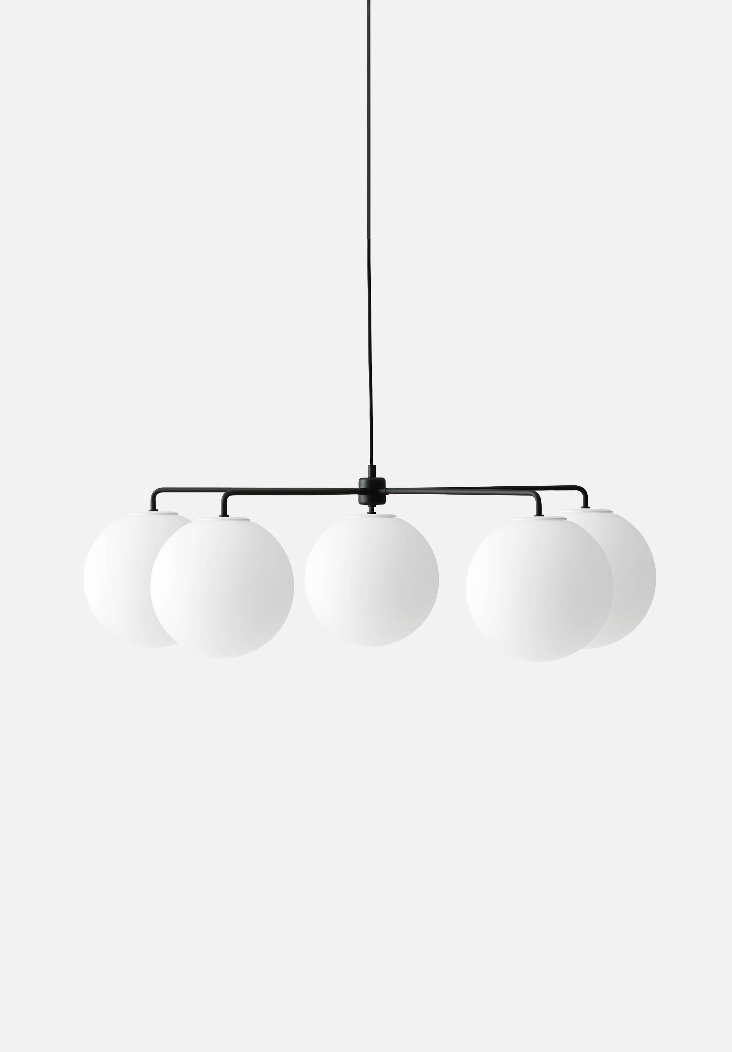 Tribeca Chambers Chandelier — 96cm-Søren Rose-Menu-Black-No Bulbs-danish-interior-furniture-denmark-Average-design-toronto-canada