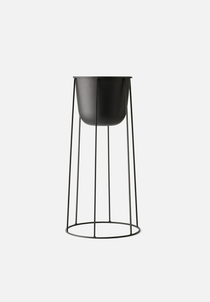 Wire System — Black-Norm Architects-Menu-Small Base-Pot-danish-interior-furniture-denmark-Average-design-toronto-canada