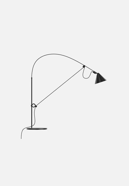 Ayno Table Lamp — Black