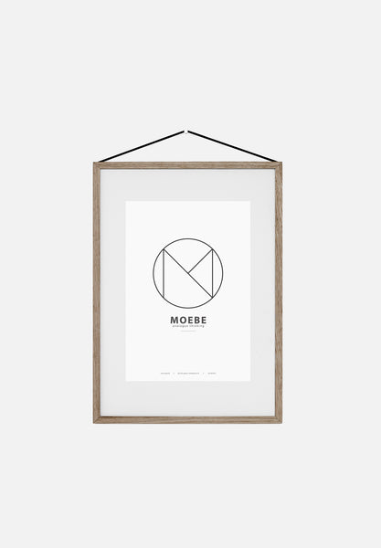 Frame — A3 Size-Moebe-oak-Average