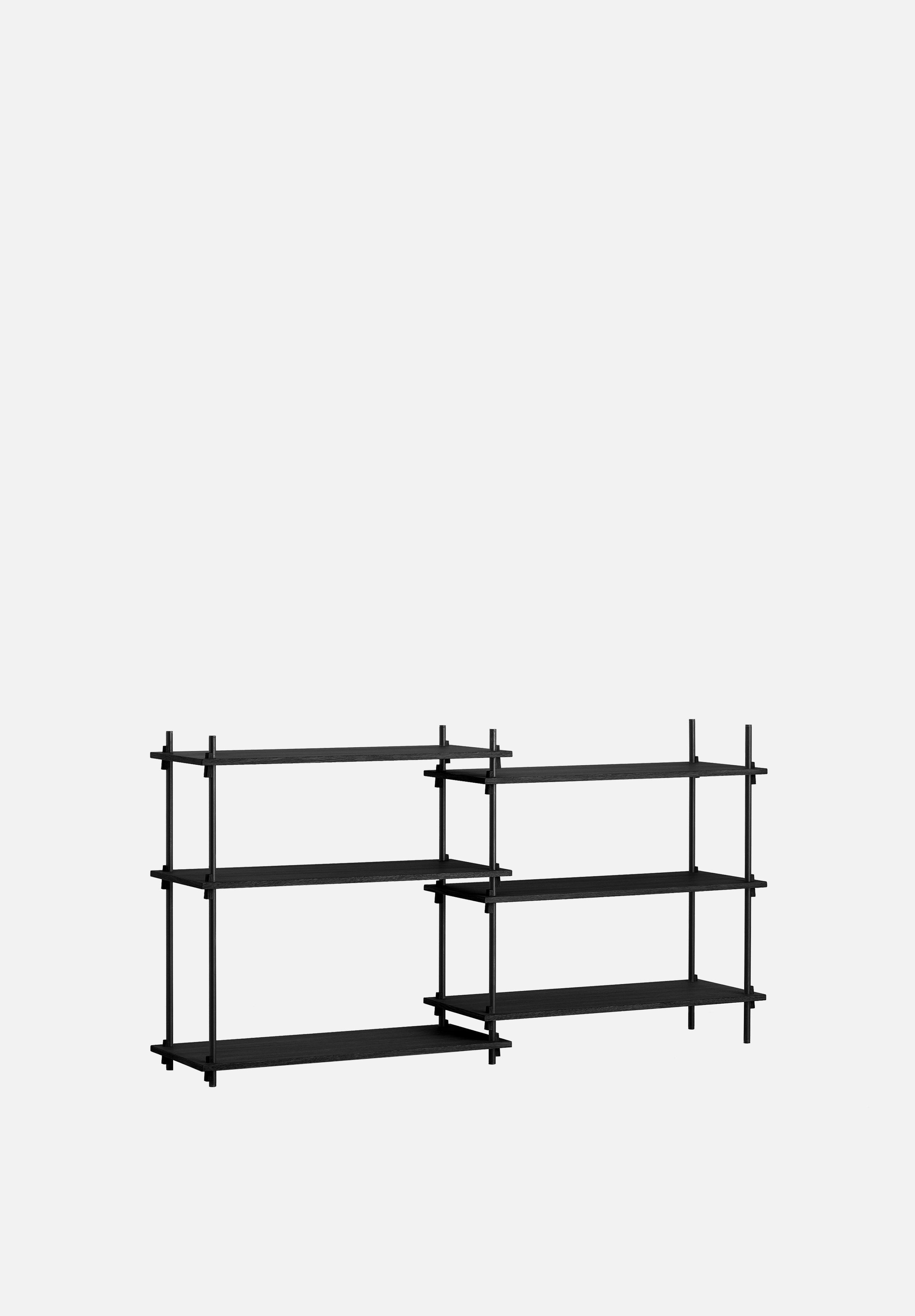 Shelving System — Low-Moebe-Double Bay-Black-danish-interior-furniture-denmark-Average-design-toronto-canada