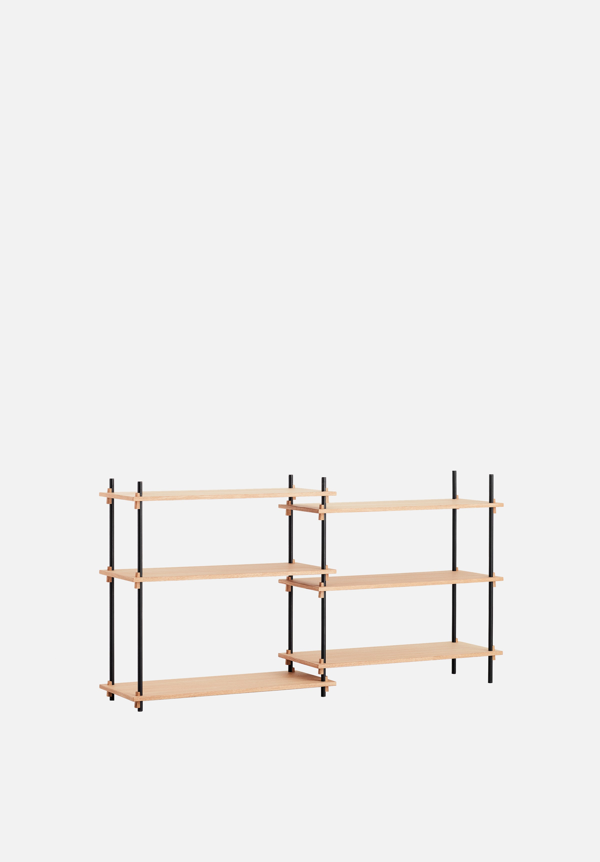 Shelving System — Low-Moebe-Double Bay-Oiled Oak-danish-interior-furniture-denmark-Average-design-toronto-canada