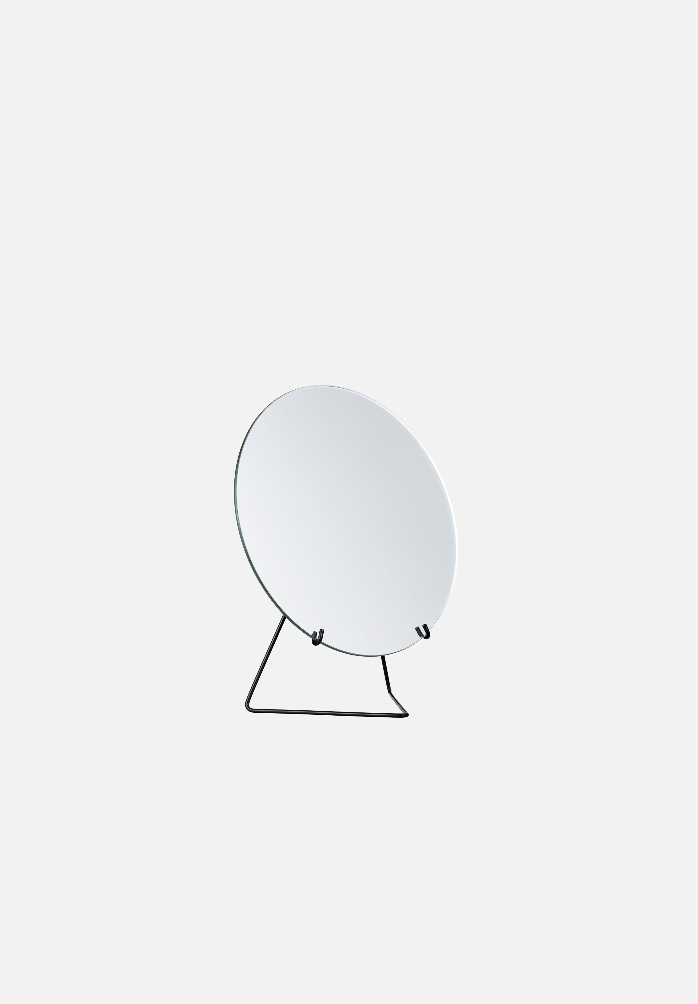 Standing Mirror — 20cm-Moebe-black-Average