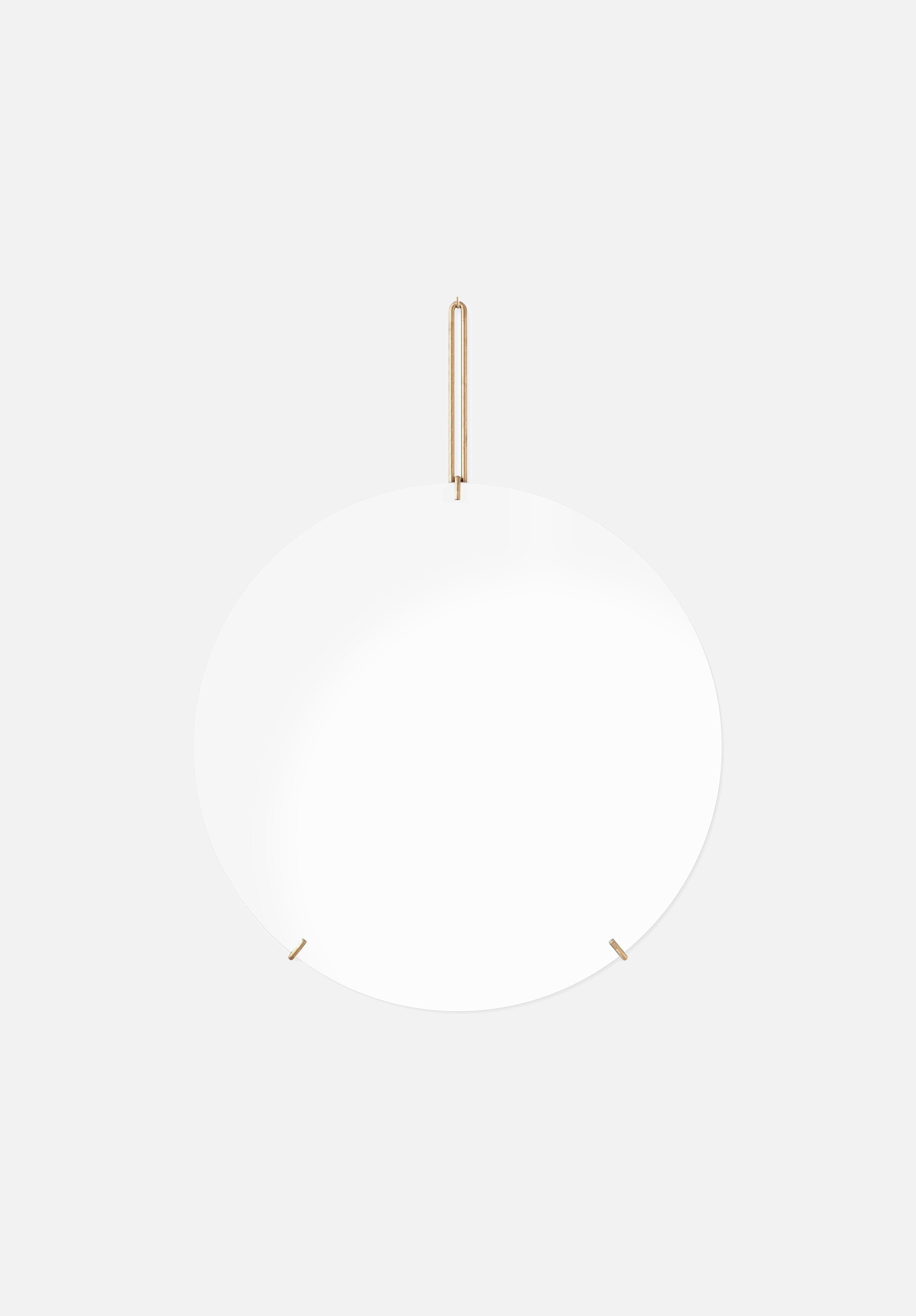 Wall Mirror — 70cm-Moebe-brass-danish-interior-furniture-denmark-Average-design-toronto-canada