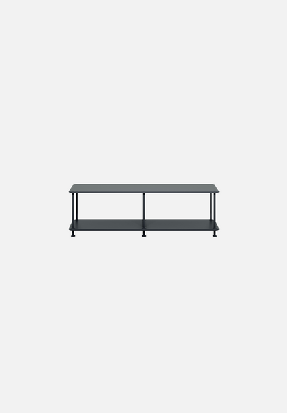 Free Shelf — Low-Jakob Wagner-Montana-1 x 2-Black-Average