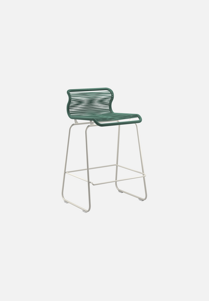Panton One Stool — Holmes-Verner Panton-Montana-Silk Grey Legs-Counter Height-Average