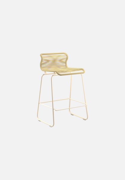 Panton One Stool — Vincent-Verner Panton-Montana-Beige Legs-Counter Height-Average