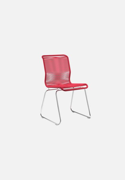 Panton One — Scarlett-Verner Panton-Montana-Chrome Legs-Average