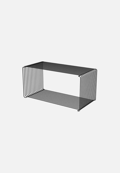 Panton Wire System — Extended Black-Verner Panton-Montana-Wire Box-Average