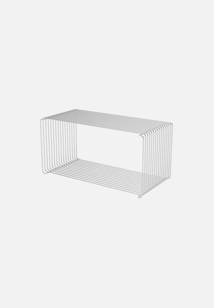 Panton Wire System — Extended Chrome-Verner Panton-Montana-Wire Box-Average