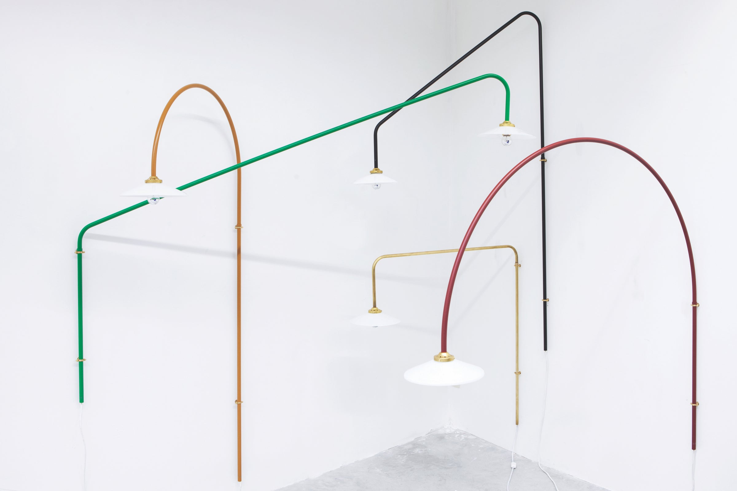 Hanging Lamp N°2 — Unlacquered