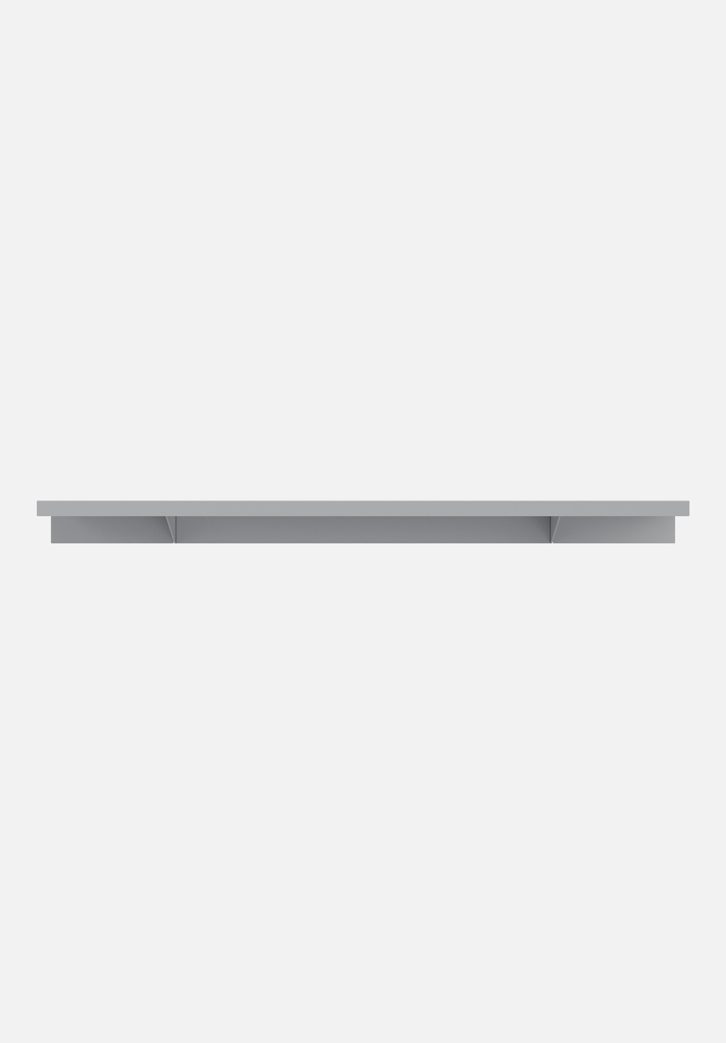 "Apex Shelf — Light Grey-New Tendency-1000mm / 39.4""-Average"