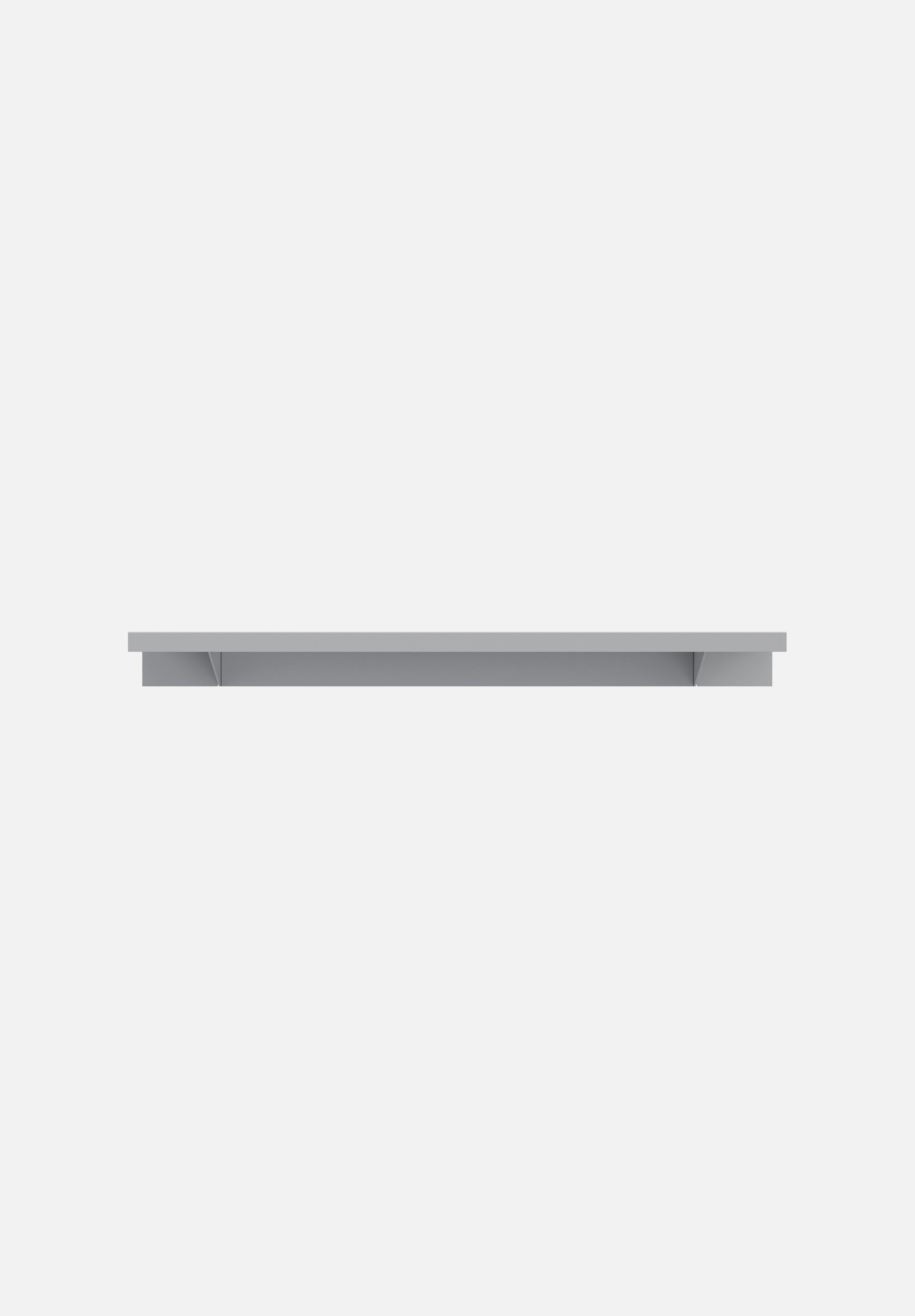 "Apex Shelf — Light Grey-New Tendency-800mm / 31.5""-Average"