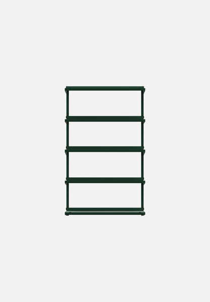 Click Shelf — Large Dark Green-Sigurd Larsen-New Tendency-Dark Green-Average