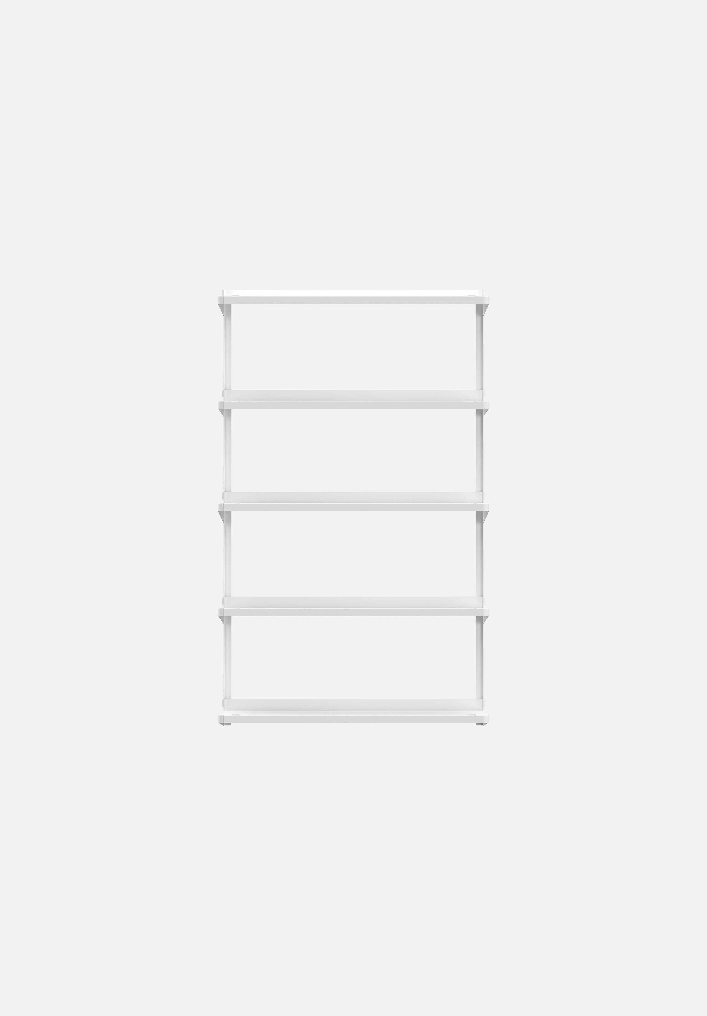 Click Shelf — Large White-Sigurd Larsen-New Tendency-White-Average