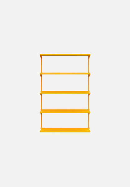 Click Shelf — Large Yellow