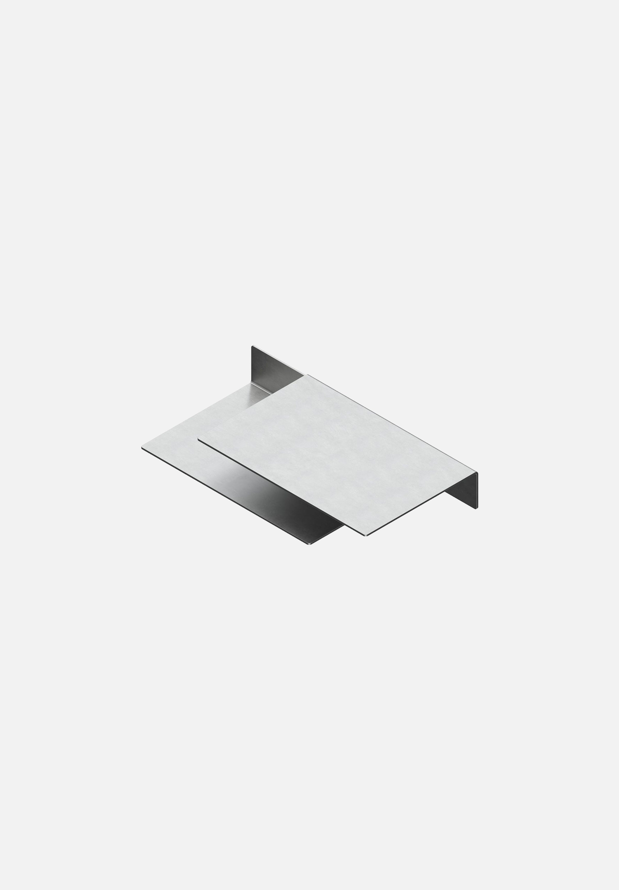 Float Shelf — Aluminum