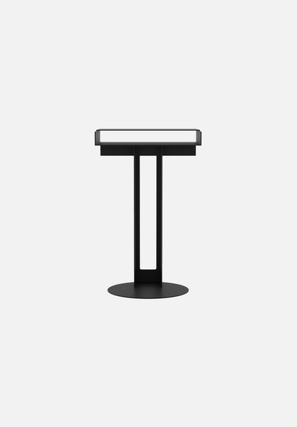 Meta Side Table — Black