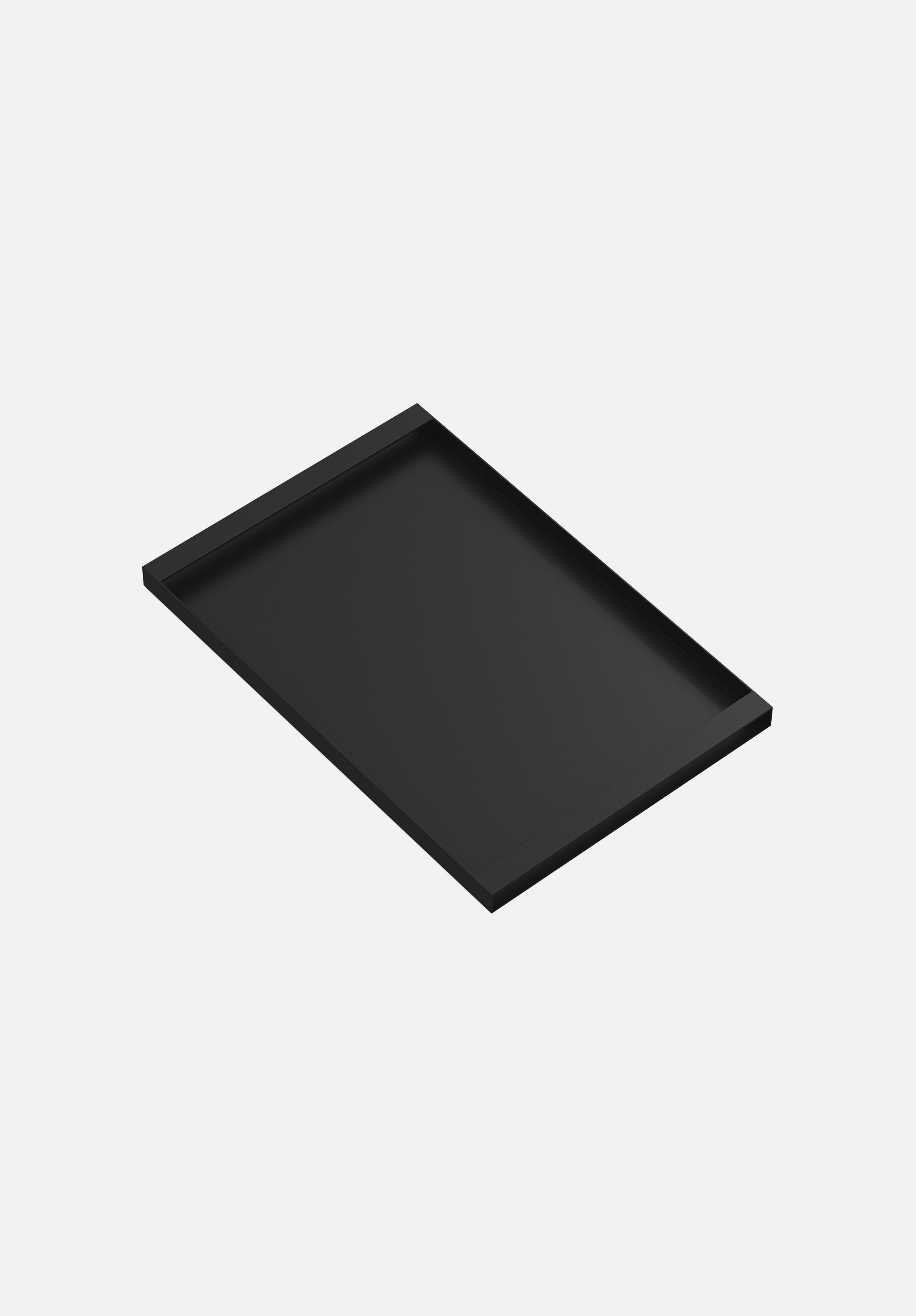 Torei Tray-New Tendency-Large-Black-Average