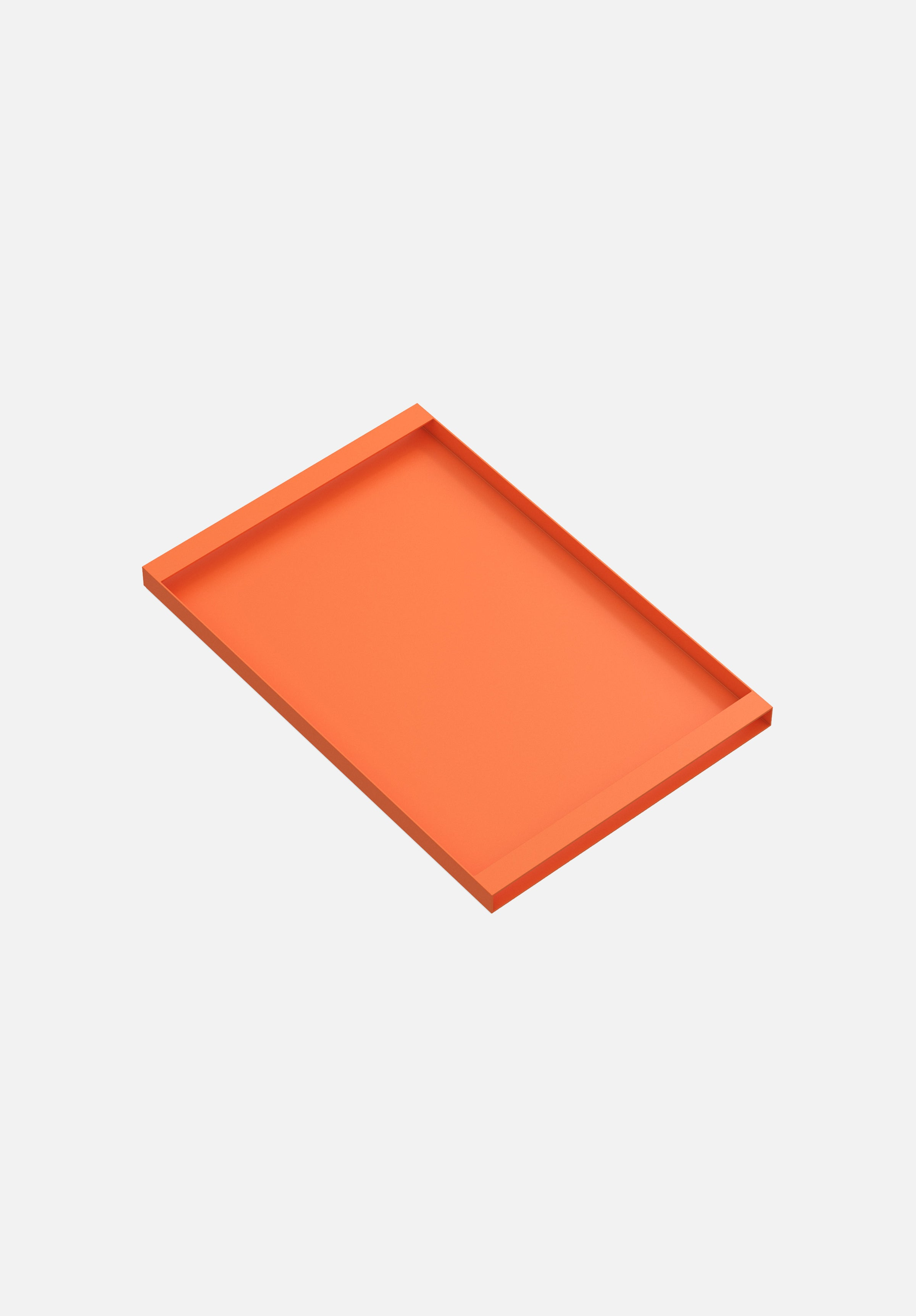Torei Tray-New Tendency-Large-Orange-Average