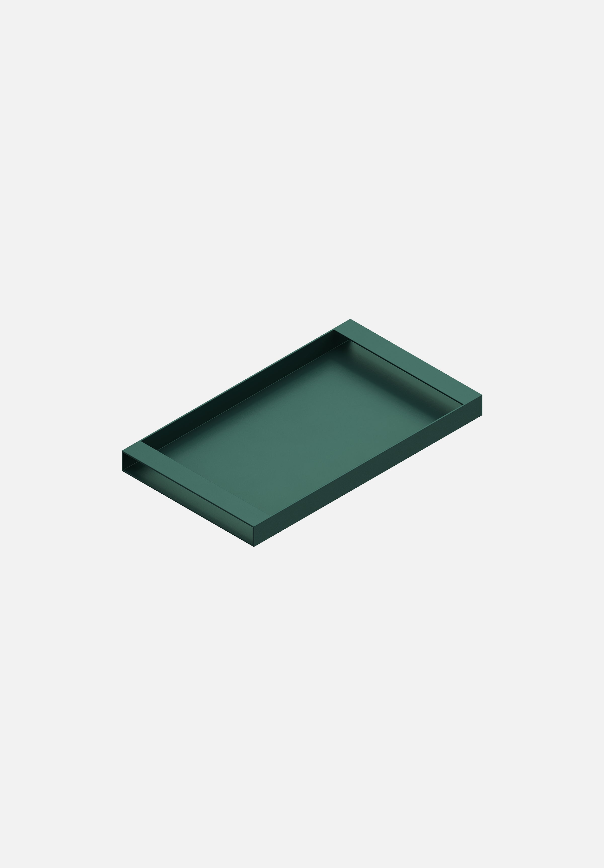 Torei Tray — Dark Green