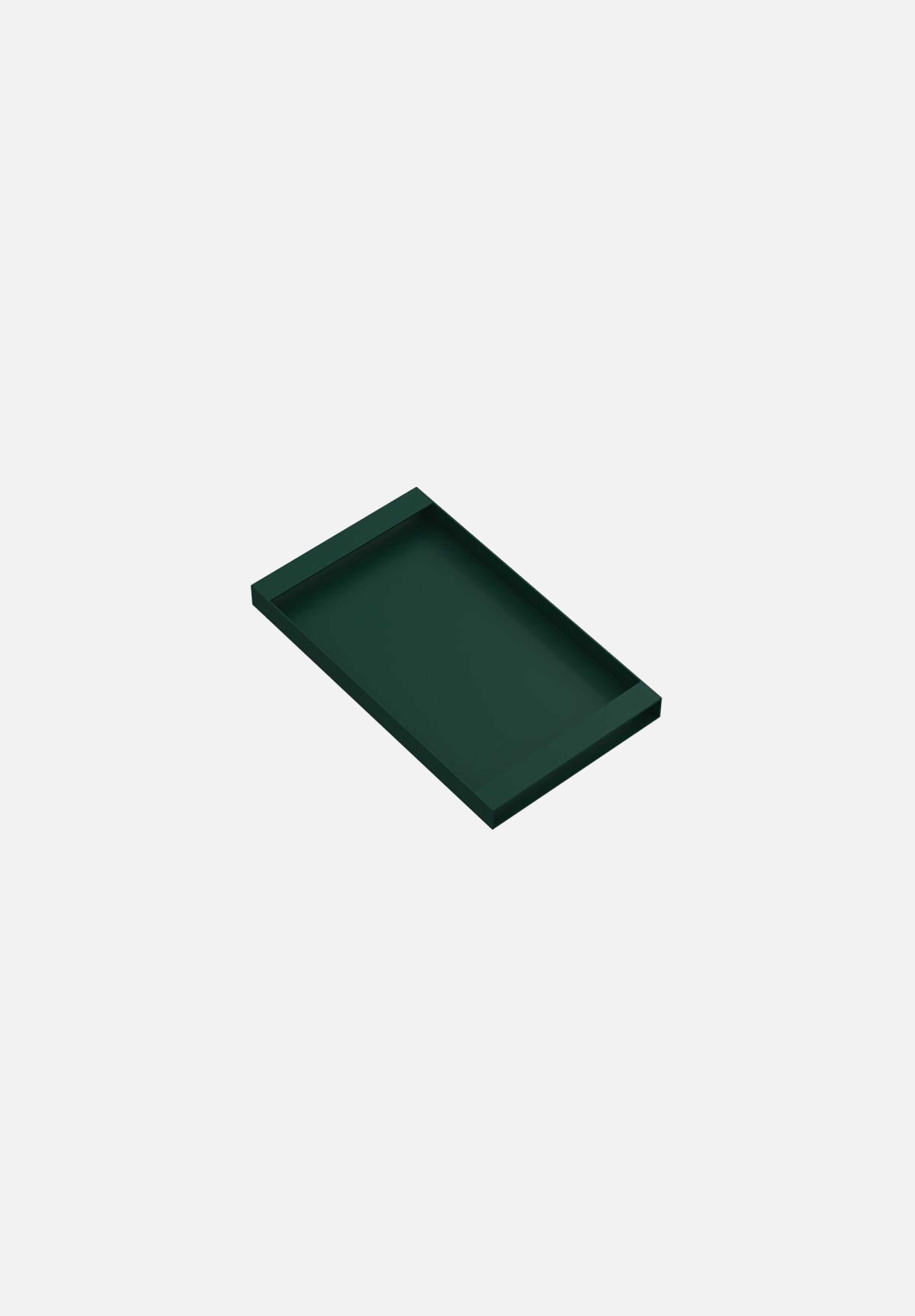 Torei Tray-New Tendency-Small-Dark Green-Average
