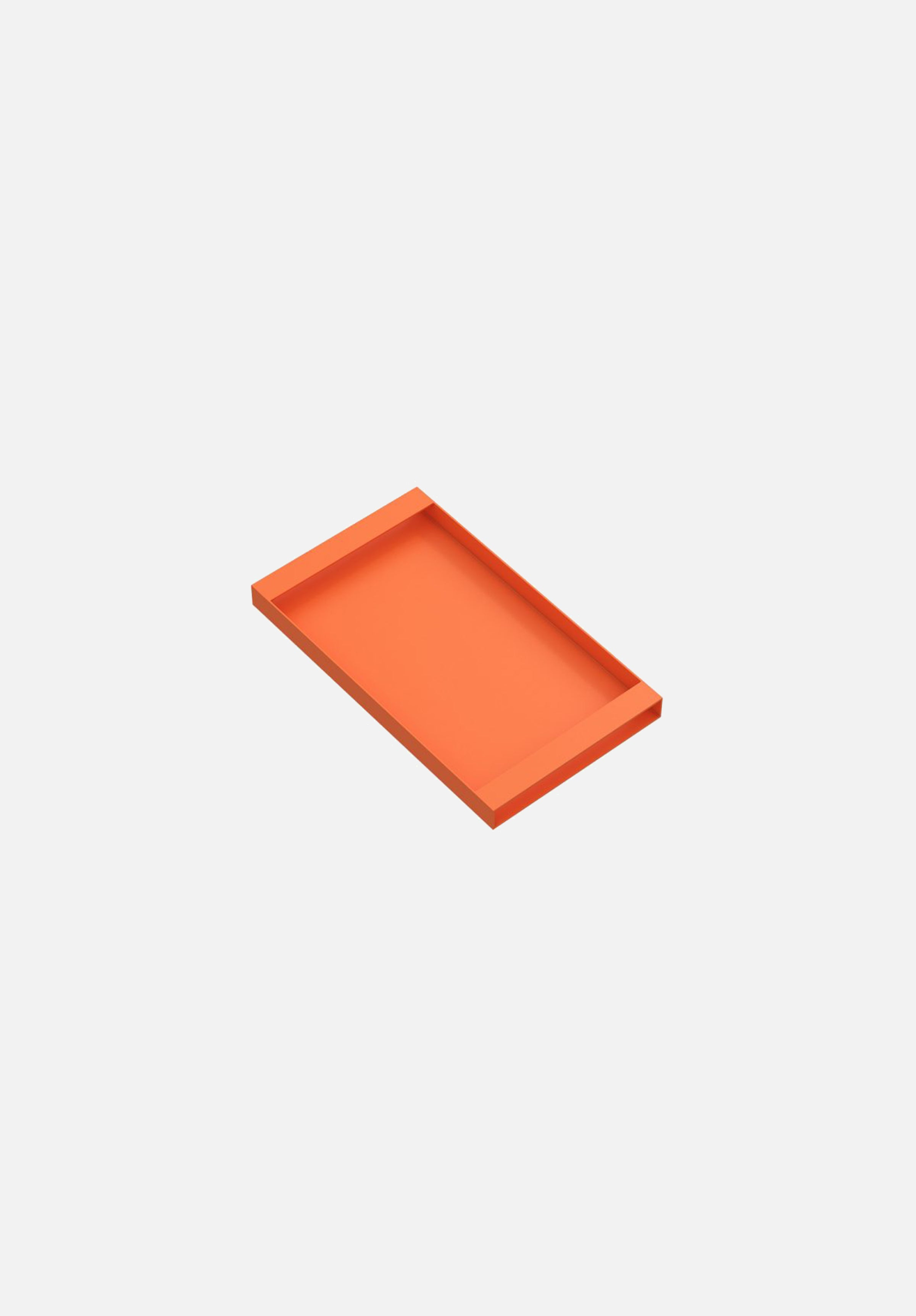 Torei Tray — Orange-New Tendency-Small-Average