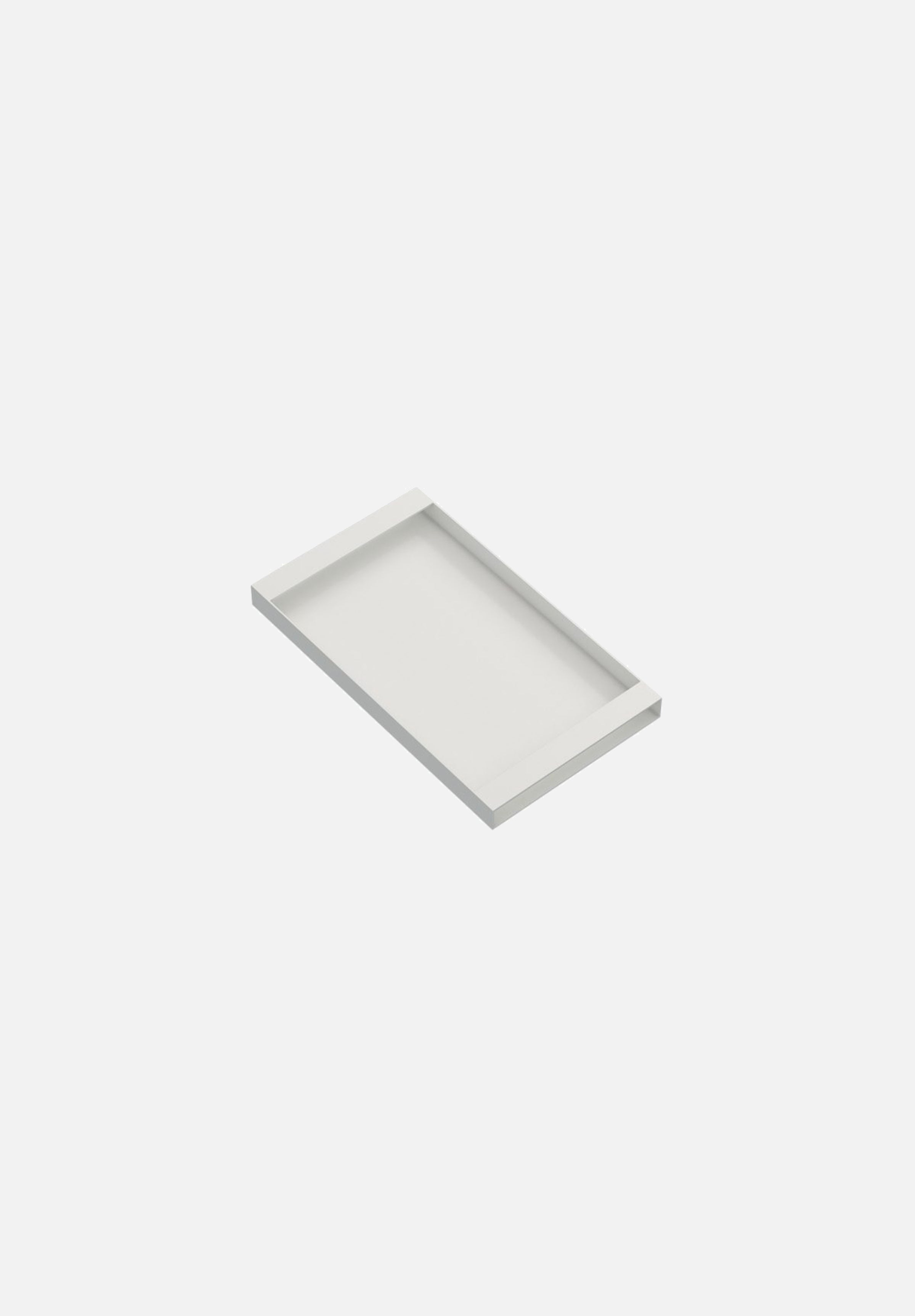 Torei Tray-New Tendency-Small-White-Average