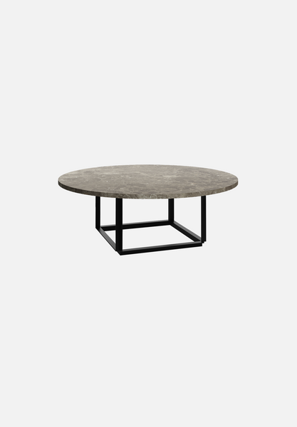 Florence Coffee Table — Gris du Marais Marble