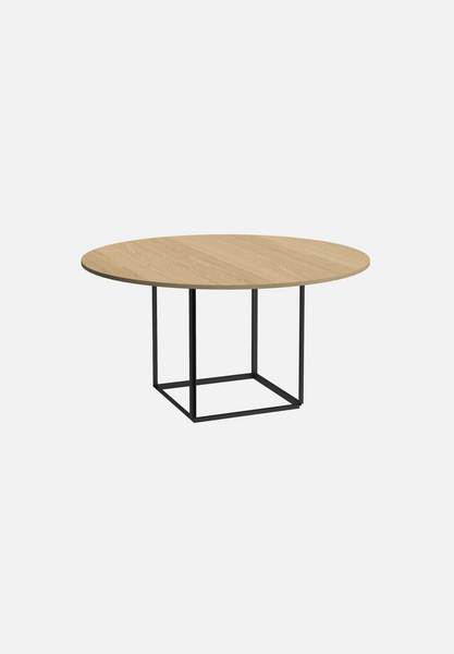Florence Dining Table — Oiled Oak-New Works-145cm-Average