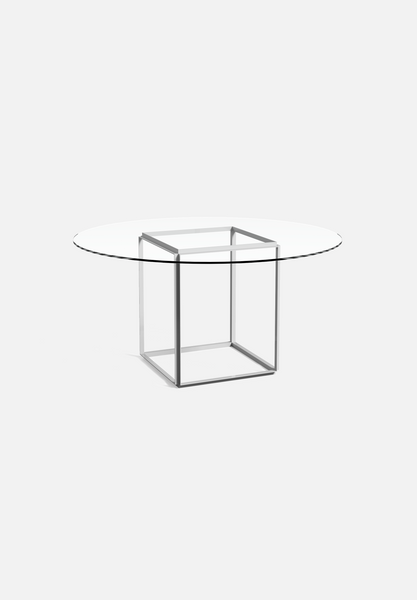 Florence Dining Table — Glass