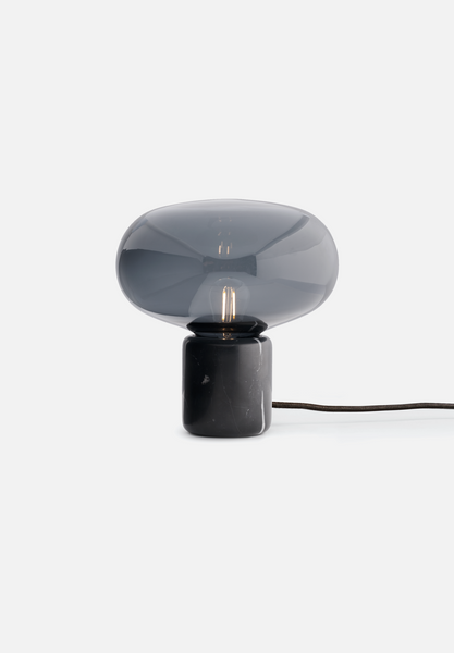 Karl-Johan Table Lamp — Black Marble