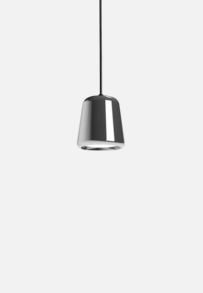 Material Pendant — Stainless Steel