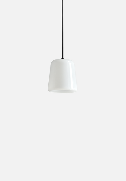 Material Pendant — White Opal-Noergaard & Kechayas-New Works-Average