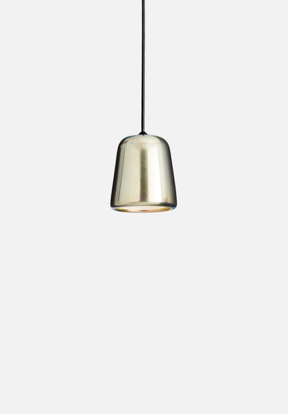 Material Pendant — Yellow Steel-Noergaard & Kechayas-New Works-Average