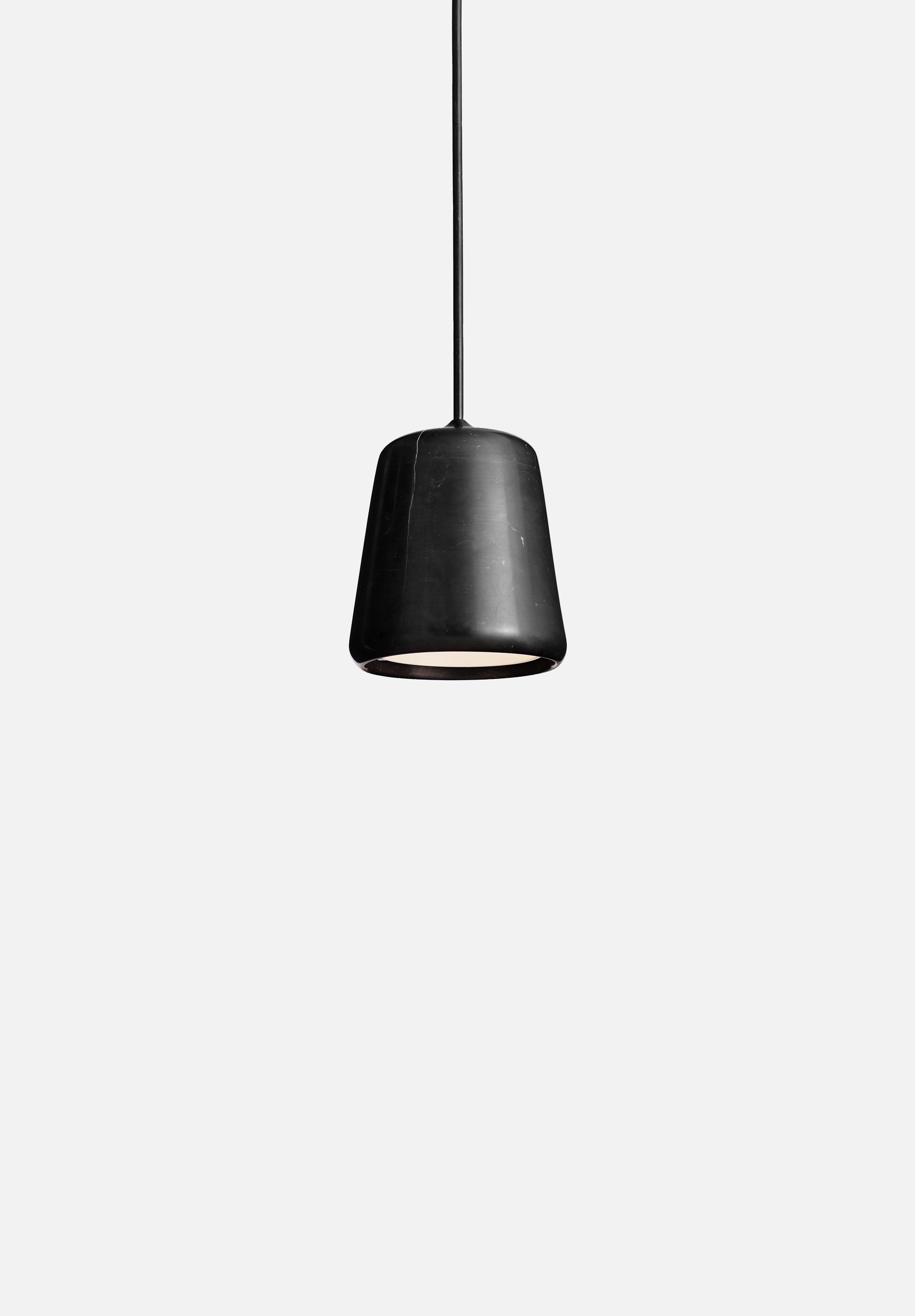 Material Pendant — Black Marble-Noergaard & Kechayas-New Works-Average
