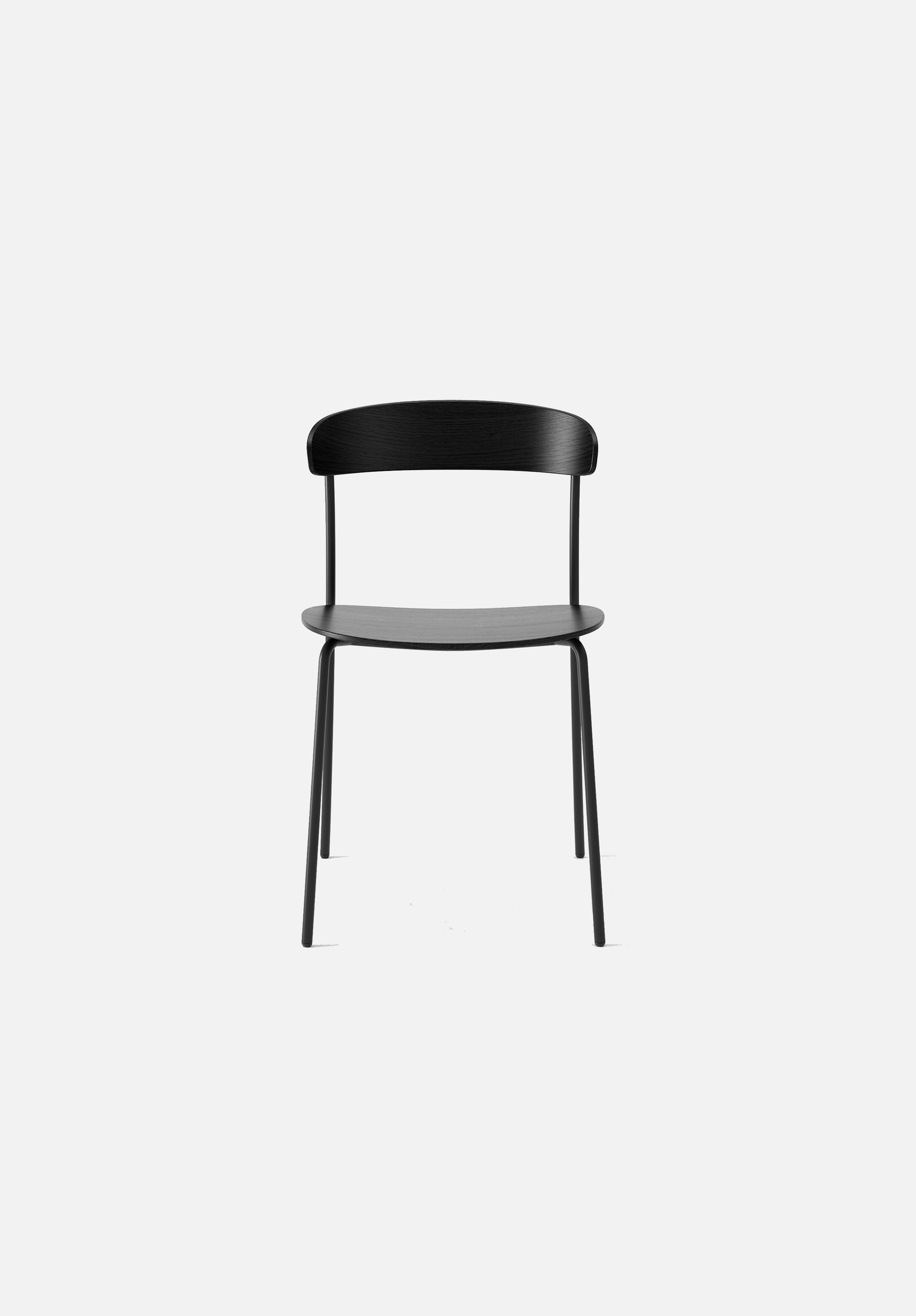 Missing Chair — Black Oak