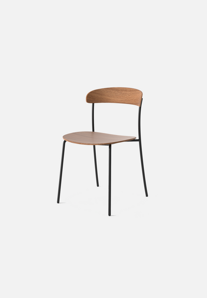 Missing Chair — Walnut-Regular Company-New Works-Average