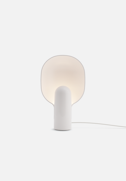 Ware Table Lamp — Milk White