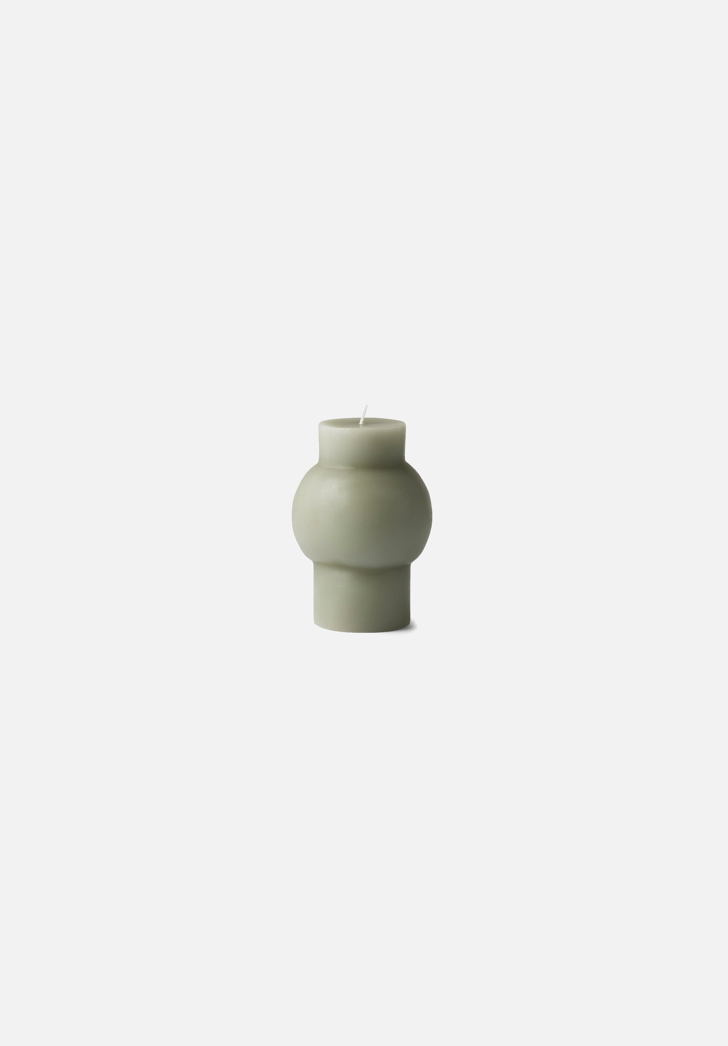 Dome Block Candle-Tivoli-Normann Copenhagen-Antique Celadon-Average