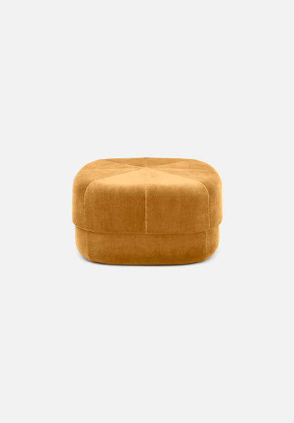 Circus Pouf — Large-Simon Legald-Normann Copenhagen-Yellow-Average