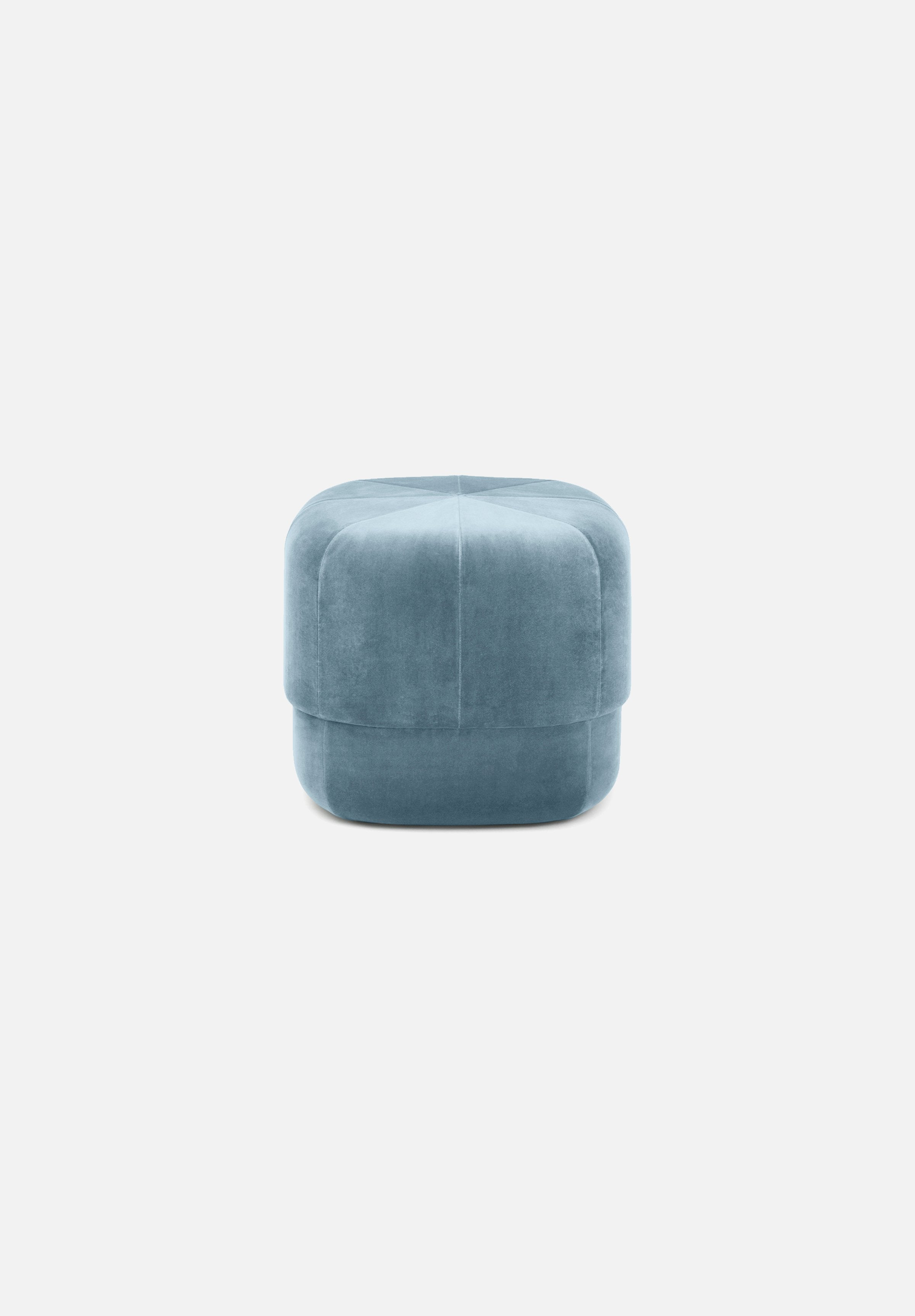 Circus Pouf — Small-Simon Legald-Normann Copenhagen-Light Blue-Average