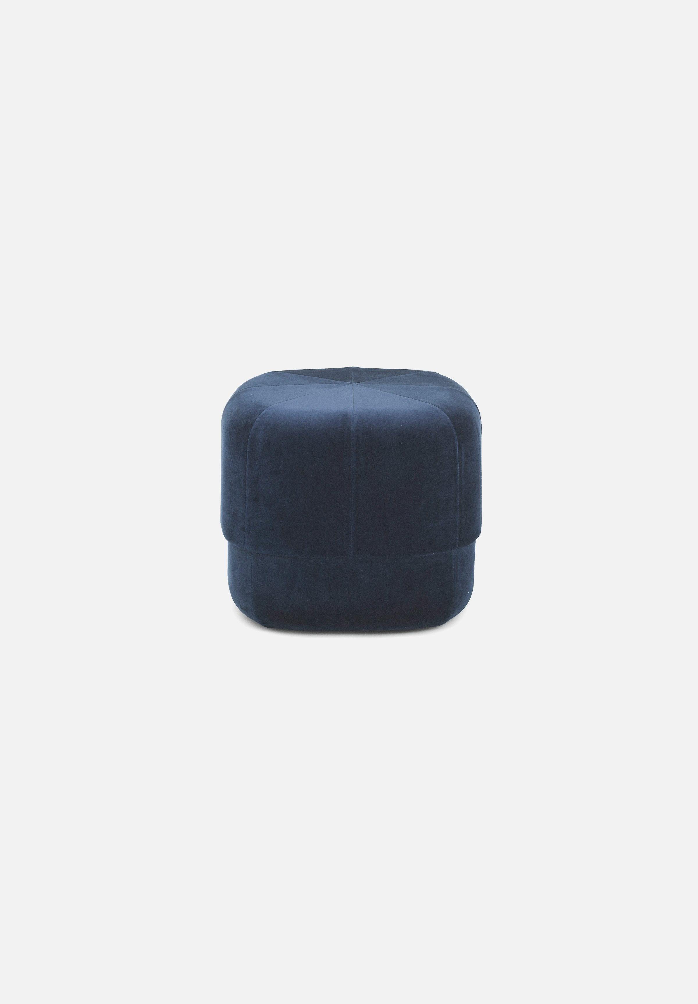 Circus Pouf — Small-Simon Legald-Normann Copenhagen-Dark Blue-Average