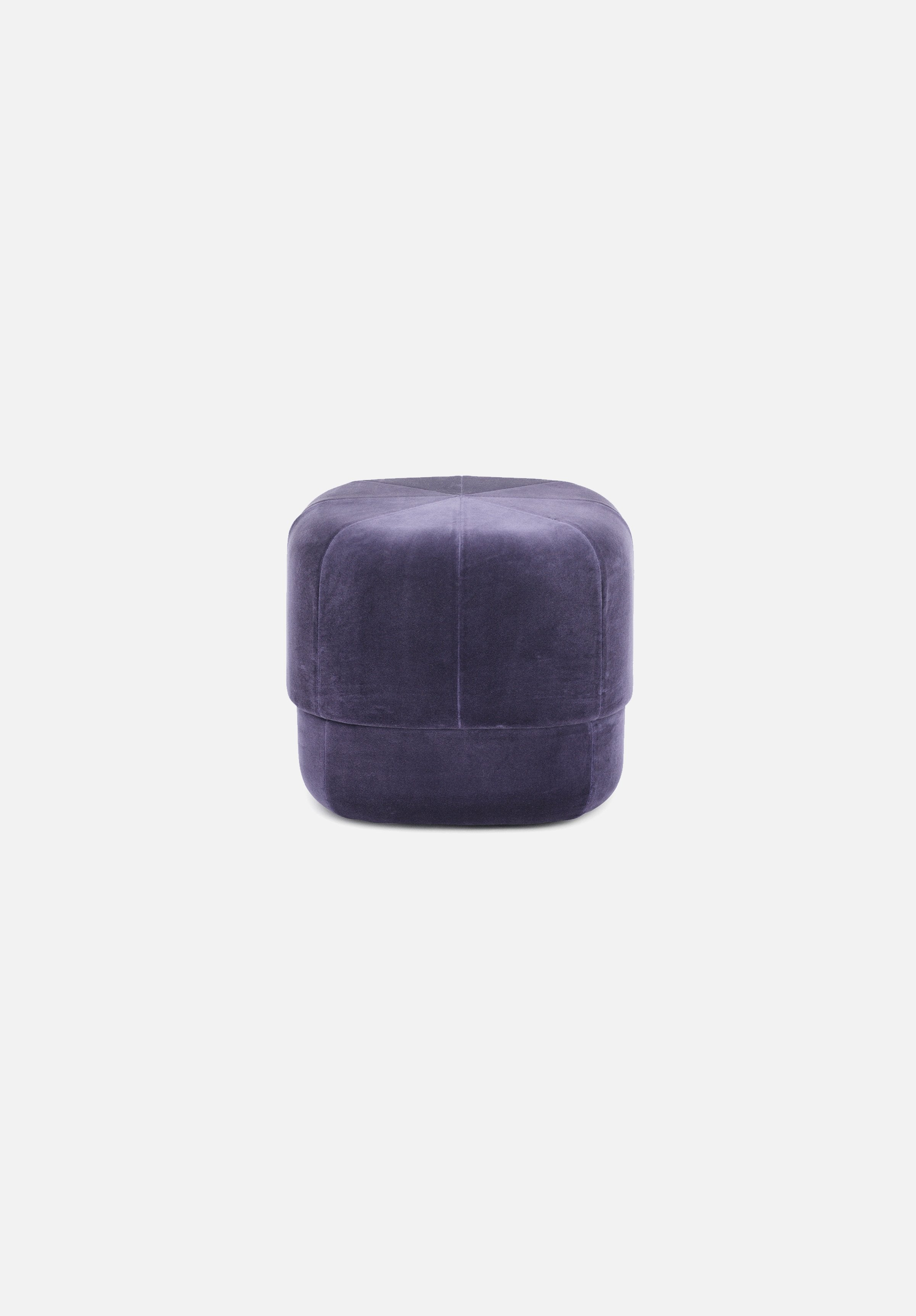 Circus Pouf — Small-Simon Legald-Normann Copenhagen-Purple-Average